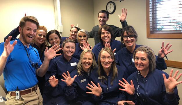 Longview Smiles Dental team