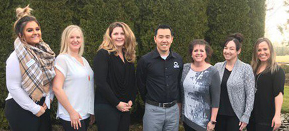 Ridgefield Smiles Dental team