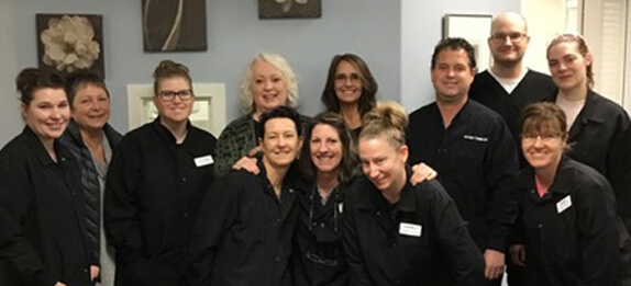 Roseburg Smiles Dental team